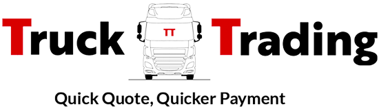 We Buy Any Truck | We Buy & Sell Used Trucks & Semi-Trailers | Truck Trading Logo